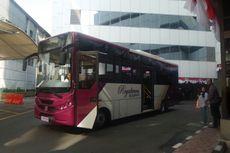 Transjakarta Alami Lonjakan Penumpang Tujuan Stasiun MRT