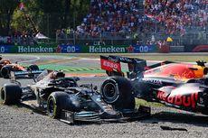 Hasil F1 GP Italia: Drama Tabrakan Hamilton-Verstappen, Ricciardo Menang