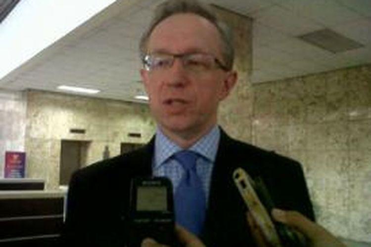 Dubes Rusia untuk Indonesia Mikhail Guluzin