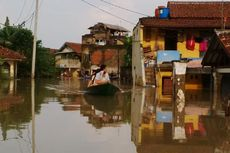 BPBD: Besok, Banjir Bandung Masuk Tanggap Darurat Bencana