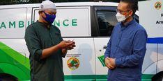 K3I Apresiasi Bantuan Ambulans Dompet Dhuafa Bagi Masyarakat