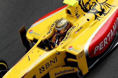 Sean Gelael dan Antusiasme Jelang Balapan di Silverstone