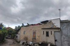 Tak sampai Semenit, Angin Puting Beliung Rusak Puluhan Rumah di Bangkalan