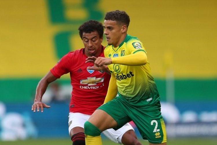 Tidak ada gol tercipta di babak pertama laga antara Norwich City dan Manchester United pada babak perempat final Piala FA, Sabtu (27/6/2020) atau Minggu dini hari WIB.