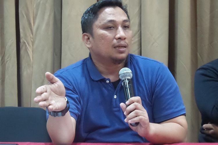 Direktur Pusat Studi Konstitusi (PUSaKO) FH Universitas Andalas Feri Amsari