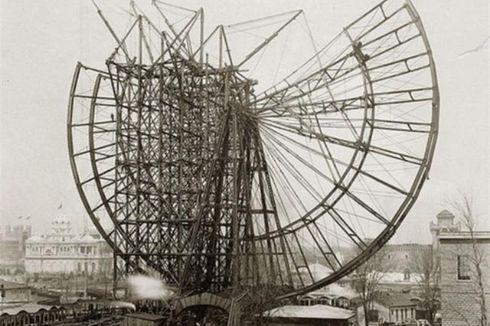 Mengenal Bianglala Pertama Dunia Karya George Ferris, Dibangun untuk Saingi Menara Eiffel