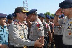 400 Personel Brimob Perkuat Pengamanan Pilkada di Maluku Utara