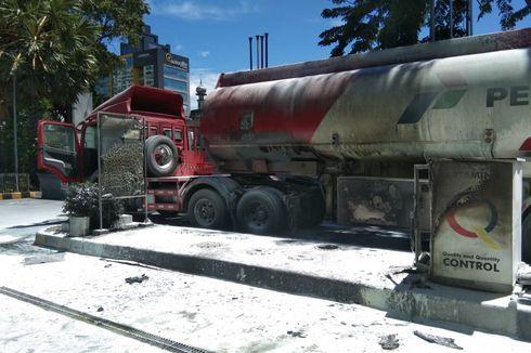 Kronologi Kebakaran di SPBU MT Haryono, Percikan Api Muncul Setelah Listrik Menyala