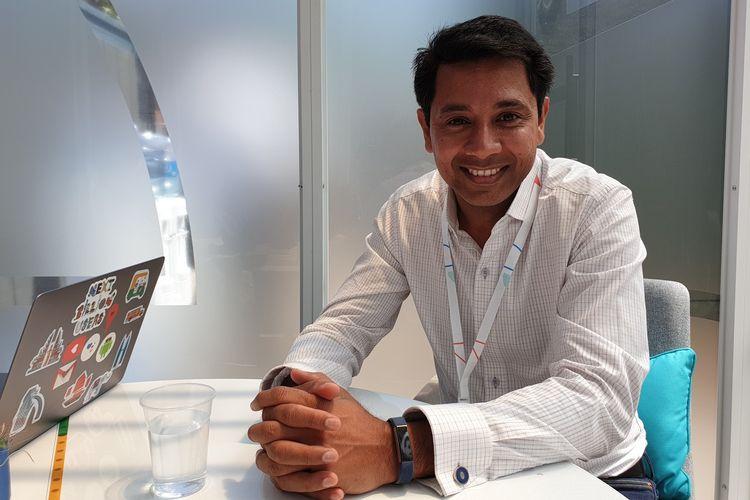 Caesar Sengupta, Vice President Next Billion Users Team Google
