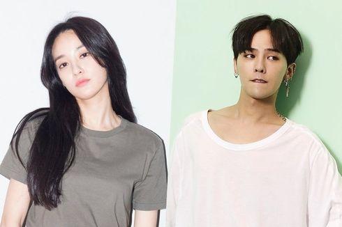 Video Beredar di Media Sosial, G-Dragon Kembali Digosipkan Pacaran dengan Lee Joo Yeon