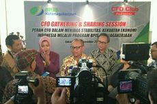 BPJS Ketenagakerjaan Ajak CFO Club Indonesia Peduli Manfaat Jaminan Sosial Ketenagakerjaan