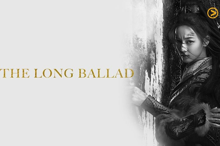 Poster film The Long Ballad.