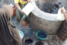 Kisah Warga Pulau Ende, Turun Temurun Terpaksa Minum Air Sumur yang Rasanya Asin