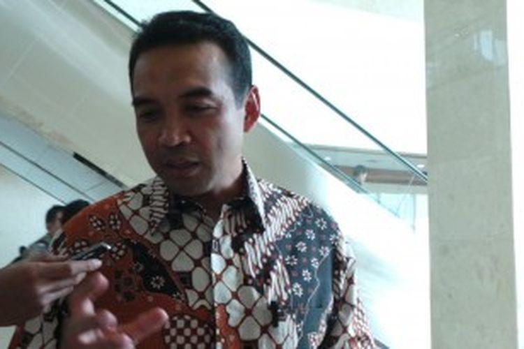 Anggota Komisi V DPR dari Fraksi PAN Teguh Juwarno