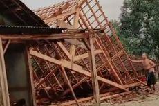 Hujan Disertai Angin Kencang Landa Madiun, 3 Rumah Roboh