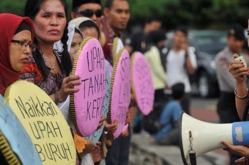 Hipmi: Upah Buruh Tidak Perlu Naik Pasca Kenaikan BBM