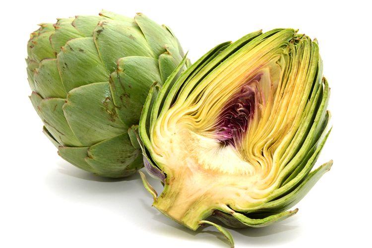 Ilustrasi Sayuran Artichokes