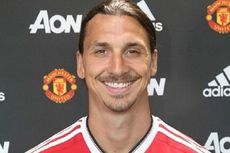 Kamis, Ibrahimovic Berlatih bersama Man United