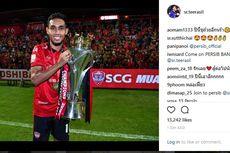 Kekecewaan Kapten Timnas Thailand di Perhelatan Piala Raja