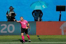 Wasit Final Euro 2020 Pernah Adu Mulut dengan Bintang Timnas Italia