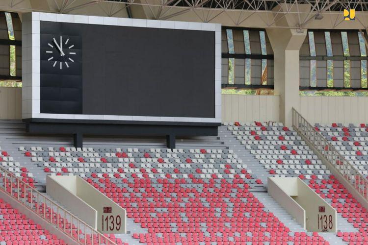 Scoring Board Stadion Papua Bangkit