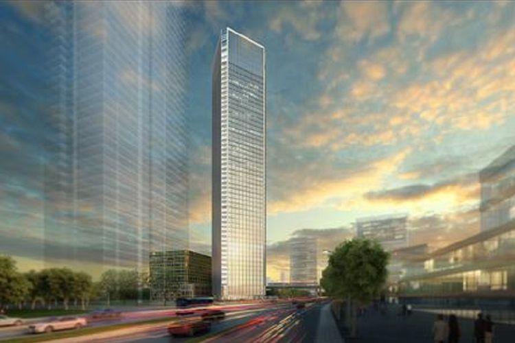 Daswin Office Tower.