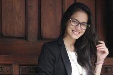 Pevita Pearce Terbang ke Belitung demi Gerhana Matahari Total
