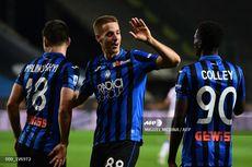Klasemen Liga Italia, Atalanta Kuntit Juventus di Posisi Kedua