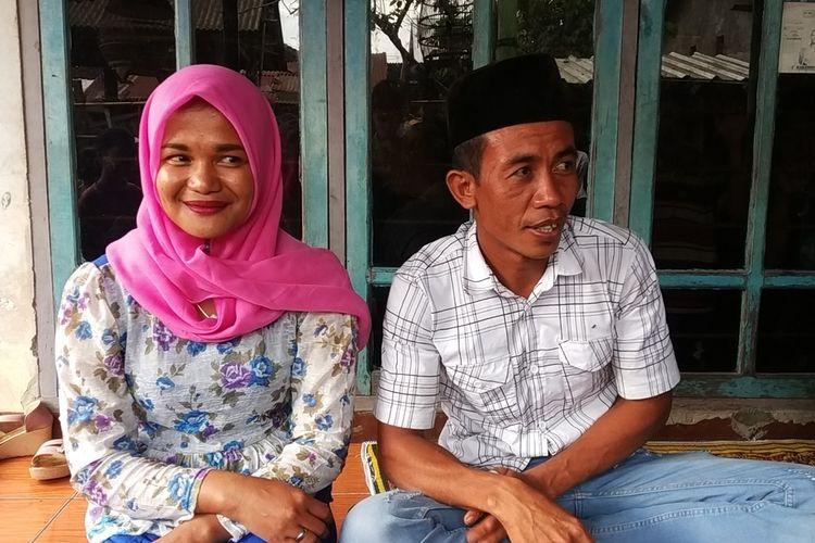 Suasana Sukiman disebut mirip Presiden Joko Widodo saat berkunjung ke rumah mertuanya di Desa Montong Gamang Lombok Tengah