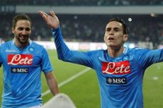 Catatan Manis Juventus Terkoyak di Kandang Napoli