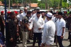 Pasca-tsunami Selat Sunda, Prabowo Ajak Masyarakat Lebih Waspada