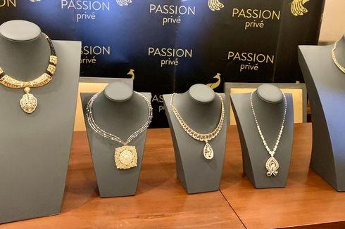 Keindahan Nusantara dalam Seri Perhiasan Kalung
