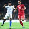 Jersey Timnas Indonesia Rezaldi Hehanussa Terlelang Rp 11,2 Juta demi Lawan Covid-19