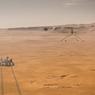 Ahli Sebut Setidaknya Butuh 110 Orang untuk Bangun Koloni di Mars