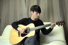 Lirik dan Chord Lagu Akad Versi Sungha Jung