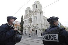Polisi Perancis Tangkap 2 Tersangka Baru Kasus Penikaman di Gereja Kota Nice