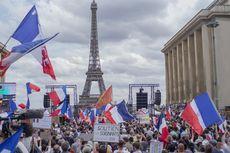 Ribuan Pekerja Kesehatan di Perancis Diberhentikan Tanpa Gaji karena Tolak Vaksin Covid-19