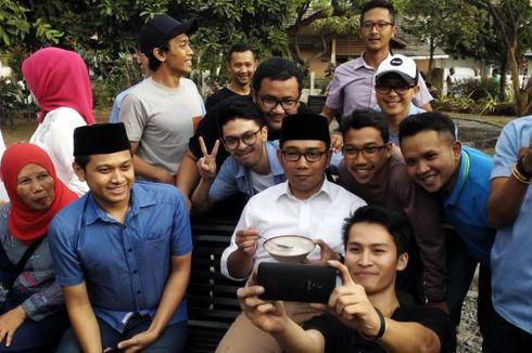 Lihat Sungai Penuh Sampah, Ridwan Kamil  Bakal Terjunkan Tim Katak