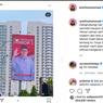 Bak Pilkada, Baliho Besar Arief Muhammad Ternyata Promo Brand Fesyen