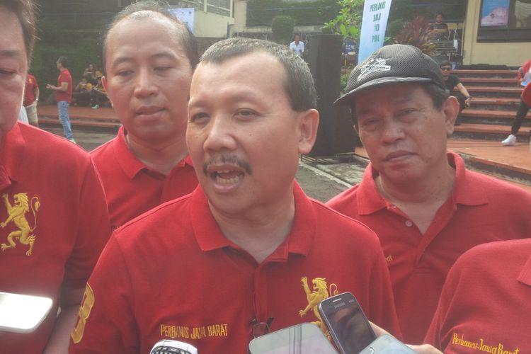 Sekretaris Daerah Jawa Barat Iwa Karniwa