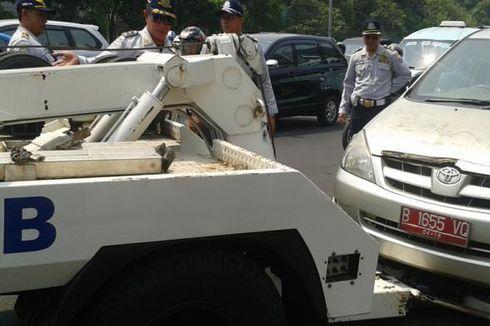 Dikaji, Rencana Razia Parkir Liar Malam Hari di Jakarta Utara