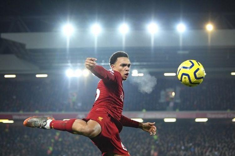 Bek sayap Liverpool, Trent Alexander-Arnold