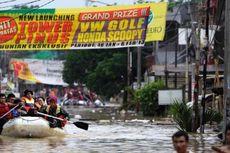 Tiga Perumahan di Bekasi Terendam Banjir