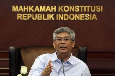 Mahfud MD: Sekjen MK Berteriak Histeris Ketua MK Ditangkap KPK