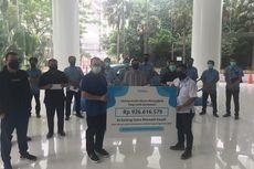 Rumah Perubahan Salurkan Donasi Masyarakat kepada Para Sopir Taksi