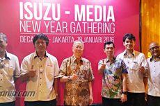 Bos Baru Isuzu Indonesia