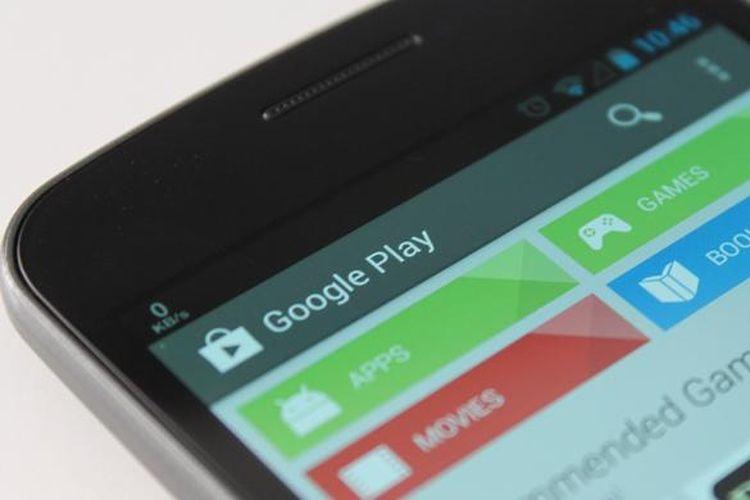 Toko aplikasi Google untuk Android