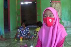 Demi Hidupi 4 Adiknya, Gadis Yatim Piatu Jadi Penggembala Sapi dan Pungut Kelapa