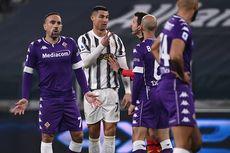 Juventus Vs Fiorentina, Jurus La Viola Permalukan Bianconeri