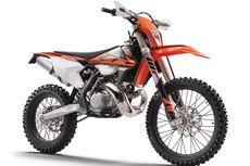 KTM Siapkan Motor Enduro 2-Tak Injeksi